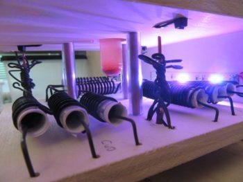 Plasma Capacitor