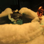 Salt of GaNS production