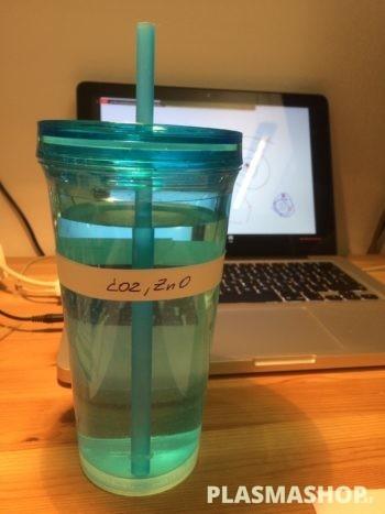Keshe Health Cup, Trinkbecher